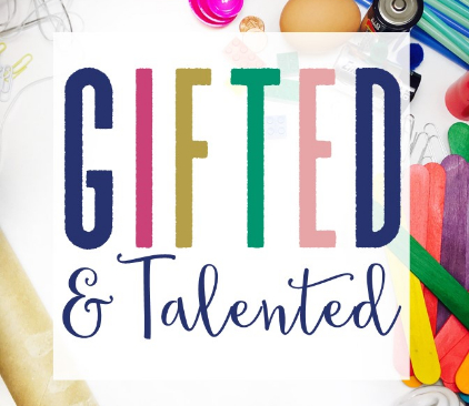 gifted and talented image